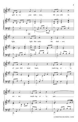 Pamela Stewart: A Christmas Blessing: Mixed Choir