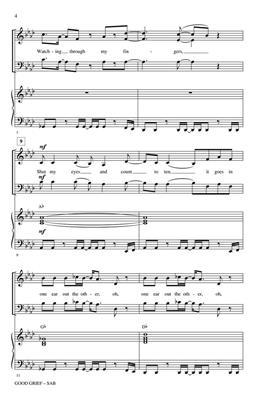Paul Langford: Good Grief: Mixed Choir