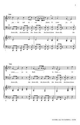 Pentatonix: O Come, All Ye Faithful: Mixed Choir