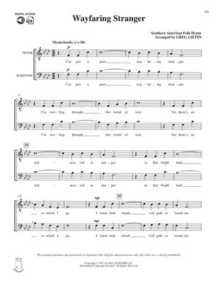 Greg Gilpin: Let the Men Sing! A Cappella: Men's Choir