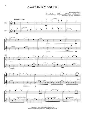 Christmas Joy for Flute Duet: Flute Duet