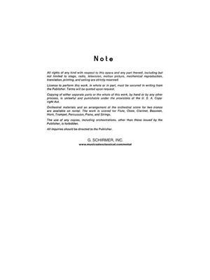 Gian Carlo Menotti: The Telephone: Opera