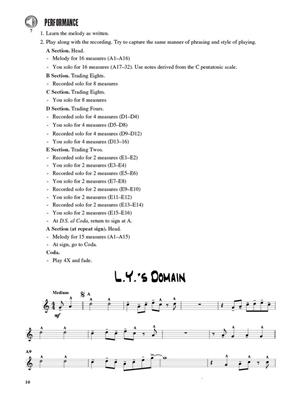 A Guide to Jazz Improvisation (Bb)