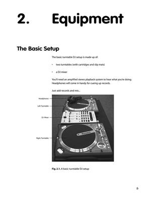 Turnable Technique: The Art Of The Dj (2nd Ed.): Books on Music
