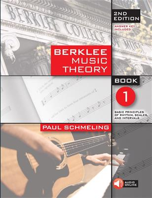Berklee Music Theory Book 1 - 2nd Edition: Books on Music