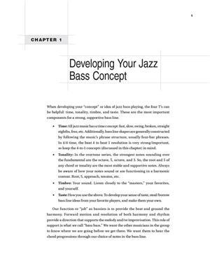 Rich Appleman: Berklee Jazz Bass: Double Bass