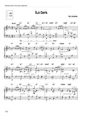 Solo Jazz Piano: Piano