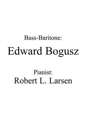 Arias for Bass: Bass