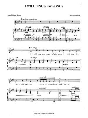 The Second Book of Baritone/Bass Solos: Baritone Voice