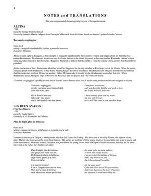 Coloratura Arias for Soprano: Vocal