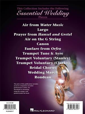 The Canadian Brass: Canadian Brass Wedding Essentials: Instrumental