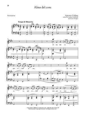 28 Italian Songs and Arias (Medium Low): Medium Voice