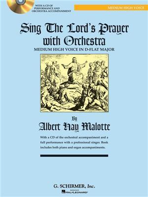 Albert Hay Malotte: The Lord's Prayer (2-3 Octave Handbells): Vocal