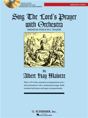 Albert Hay Malotte: The Lord's Prayer (Alto/Baritone Duet): Medium Voice