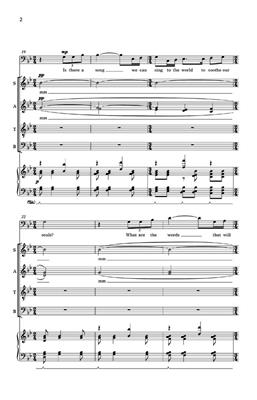 Aaron Jay Kernis: Is There A Place? (Garden Of Light No.3): SATB