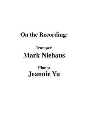 Jeannie Yu: The Trumpet Collection: Trumpet