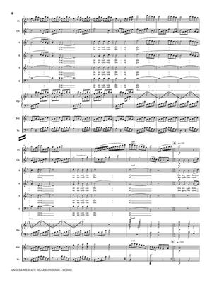 Angels We Have Heard On High: Arr. (Cary Ratcliff): Flute or Oboe