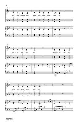 Eliza Gilkyson: Requiem: Arr. (Craig Hella Johnson): SATB