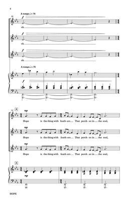 Andrew Lippa: Hope: 3-Part Choir