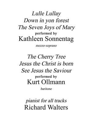 John Jacob Niles: John Jacob Niles: Christmas Songs and Carols: Low Voice