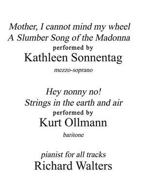 Samuel Barber: Ten Selected Songs - Low Voice: Low Voice