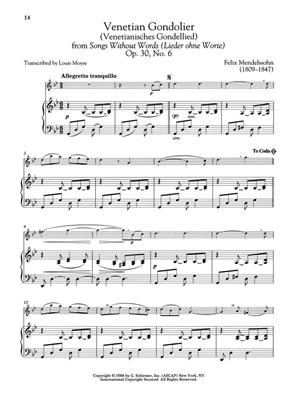 Moyse Collection of Easy Flute Classics: Flute