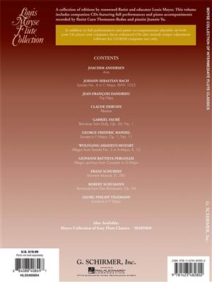 Moyse Collection of Intermediate Flute Classics: Flute
