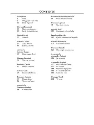 28 Italian Songs and Arias (High Voice): High Voice
