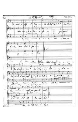 Samuel Barber: Twelve Rounds: Mixed Choir