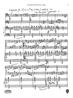 Samuel Barber: Commemorative March: Piano Trio