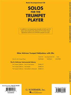 Solos For The Trumpet Player: Trumpet