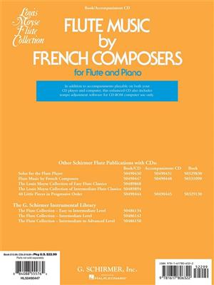 Flute Music by French Composers: Arr. (Louis Moyse): Flute