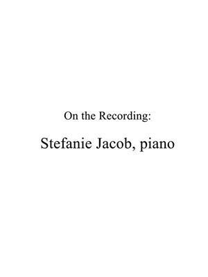 Wolfgang Amadeus Mozart: Concerto For Clarinet K.622 - Clarinet/Piano: Clarinet