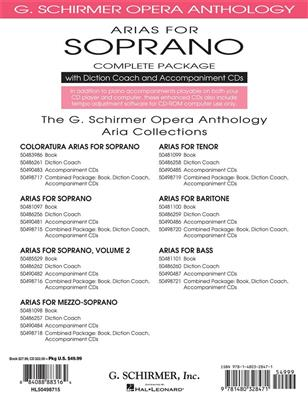 Arias For Soprano 1 - Complete Package: Soprano