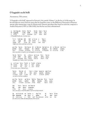 28 Italian Songs & Arias (Complete, all keys): Voice