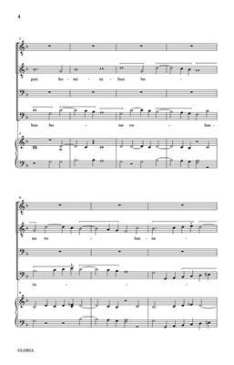 Josquin des Prés: Gloria: Men's Choir