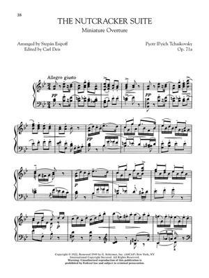 Pyotr Ilyich Tchaikovsky: Tchaikovsky Piano Collection: Piano