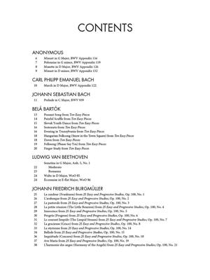 Piano Masterworks - Early Intermediate Level: Piano
