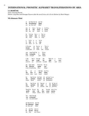 Selected Opera Arias -Soprano: Soprano