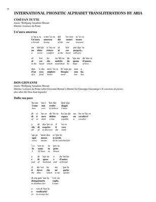 Selected Opera Arias -Tenor: Tenor