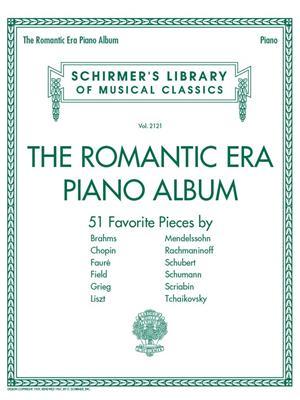 The Romantic Era Piano Album: Piano