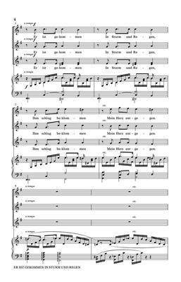 Clara Schumann: Er ist gekommen: Women's Choir