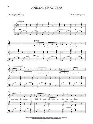 Introduction to Art Song for Mezzo-Soprano or Alto: Mezzo-Soprano