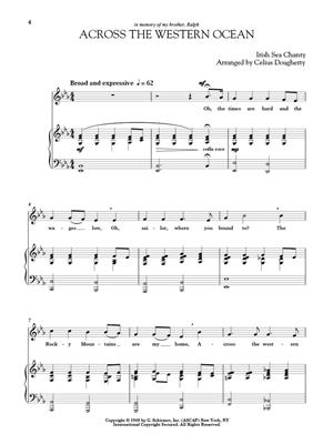 Introduction to Art Song for Tenor Voice: Tenor