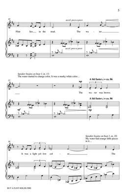 Andrea Ramsey: But a Flint Holds Fire: 2-Part Choir