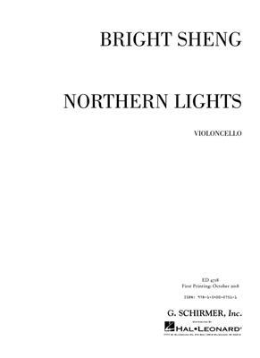 Bright Sheng: Northern Lights: Cello & Piano