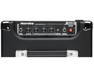 Hartke: Hartke HD25 Bass Combo - European Plug