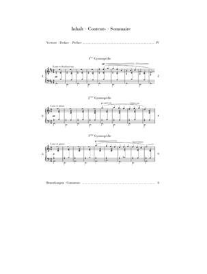 Erik Satie: Gymnopédies: Piano