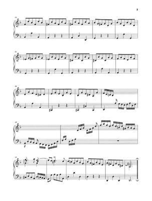 Johann Sebastian Bach: Little Preludes And Fughettas - Urtext: Piano