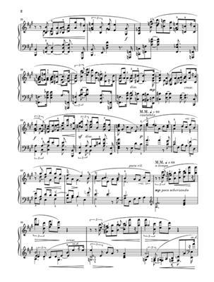 Alexander Skrjabin: Piano Sonata No.3 in F Sharp minor Op.23: Piano